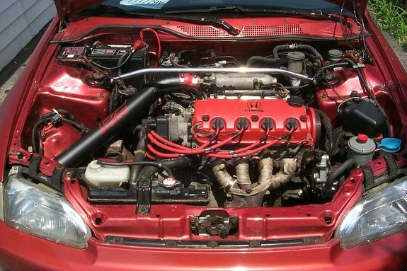 14btsi 1993 Honda Civic Specs Photos Modification Info