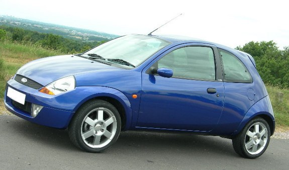 Another sueg1 2005 Ford Ka post... - 8829855