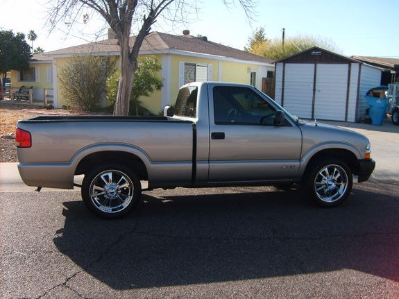 Another spicy_1 1999 Chevrolet S10 Regular Cab post... - 9661262
