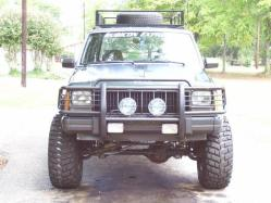 XJsittinhighs 1991 Jeep Cherokee