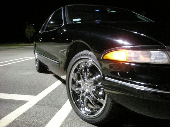 Another LincolnMark 1996 Lincoln Mark VIII post... - 8849965
