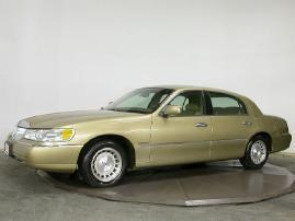 Carlr 1998 Lincoln Town Car Specs Photos Modification Info At