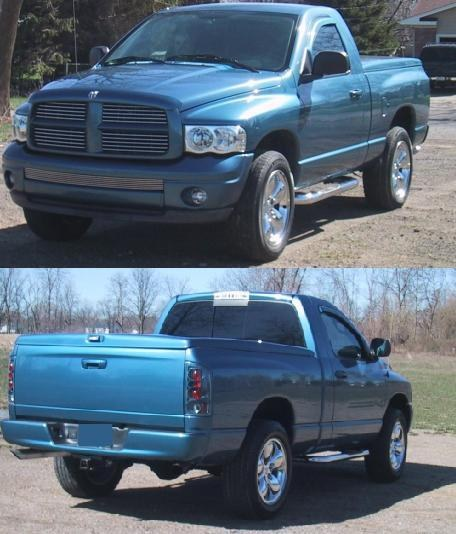 CarlR 2003 Dodge Ram 1500 Regular Cab Specs, Photos