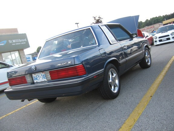 Another lg_oner1 1989 Plymouth Reliant post... - 8831603