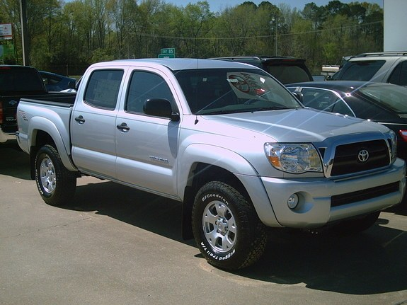 Another 214th 2006 Toyota Tacoma Xtra Cab post... - 8832157