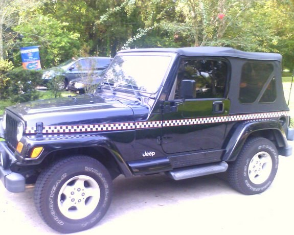 Another Xanthus 2002 Jeep Wrangler post... - 9397374