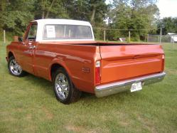 98SilverPathys 1969 Chevrolet C/K Pick-Up