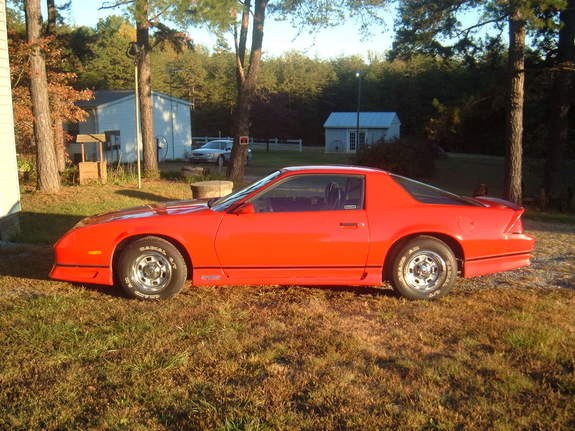 Another ChrissysCamaro 1991 Chevrolet Camaro post... - 8835449