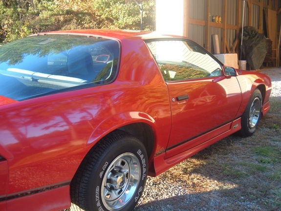 Another ChrissysCamaro 1991 Chevrolet Camaro post... - 8835451