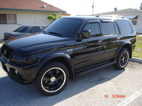 another hmdlove 2001 mitsubishi montero sport post 8846492