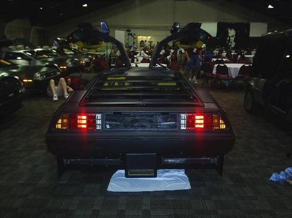 protodelorean 1981 DeLorean DMC-12 8844047
