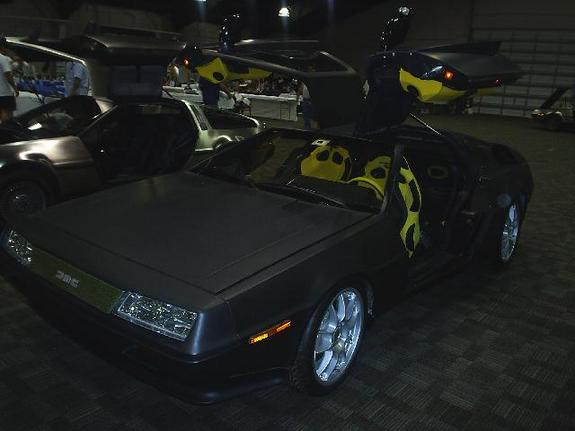 protodelorean 1981 DeLorean DMC-12 8844048