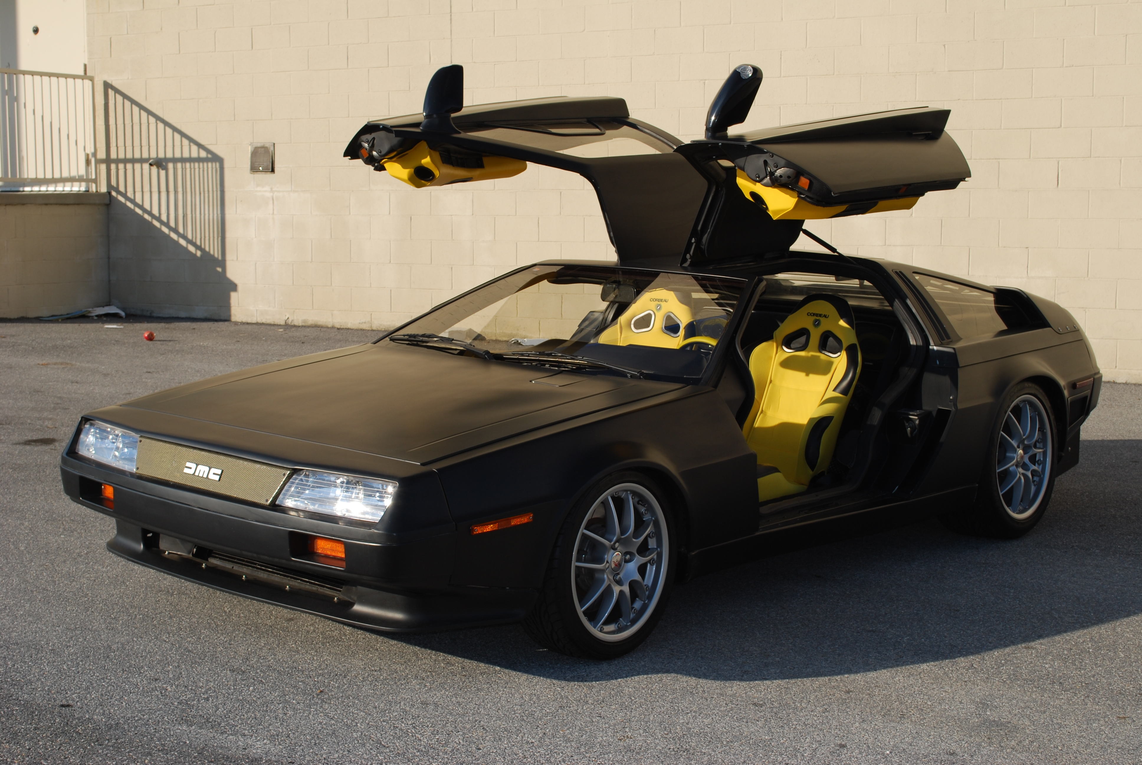protodelorean 1981 DeLorean DMC-12 8844068