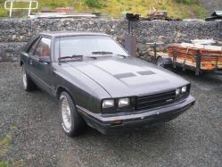 gooes 1982 Mercury Capri