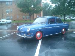 CL00NEY 1966 Volkswagen Notchback