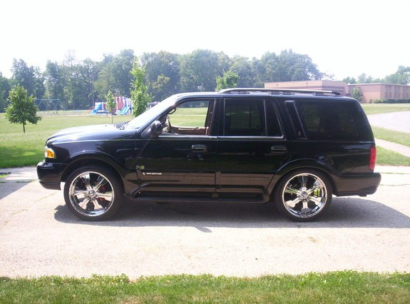Magnificent05mag 1998 Lincoln Navigator Specs Photos Modification Info At Cardomain