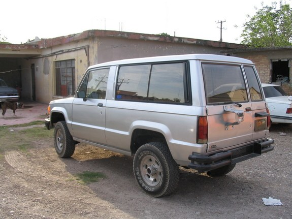 Troopere4 1986 Isuzu Trooper Specs Photos Modification Info At Cardomain