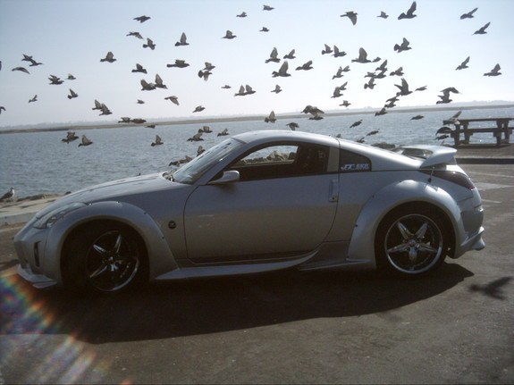 Another Nightrider212 2003 Nissan 350Z post... - 8839152