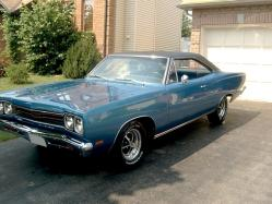 MOPARDAVEs 1969 Plymouth Satellite