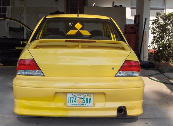 ozyellowlanceroz 2002 mitsubishi lancer specs photos. Black Bedroom Furniture Sets. Home Design Ideas