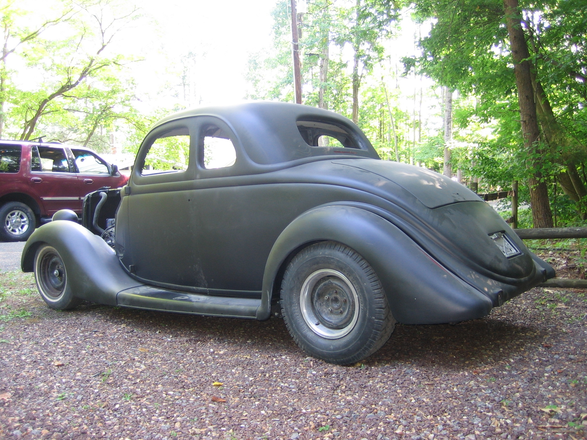 97BlackSS 1935 Ford Coupe Specs, Photos, Modification Info ...