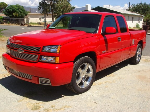 timmonaghan 2006 chevrolet silverado 1500 regular cab. Black Bedroom Furniture Sets. Home Design Ideas