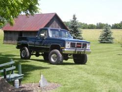 jkeiffers 1985 GMC Sierra (Classic) 1500 Regular Cab