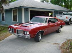 oldsmobubbles 1972 Oldsmobile 442