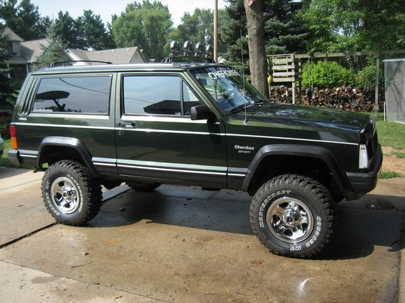 komins54 1995 jeep cherokee specs photos modification. Black Bedroom Furniture Sets. Home Design Ideas
