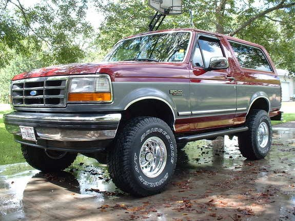carlbob 1993 ford bronco specs photos modification info. Black Bedroom Furniture Sets. Home Design Ideas