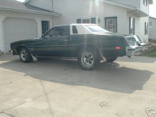 emolds77's 1977 Oldsmobile Cutlass