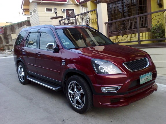 reinerluna 2003 honda cr v specs photos modification. Black Bedroom Furniture Sets. Home Design Ideas