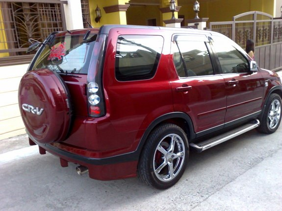Willys Kit Car >> reinerluna 2003 Honda CR-V Specs, Photos, Modification Info at CarDomain