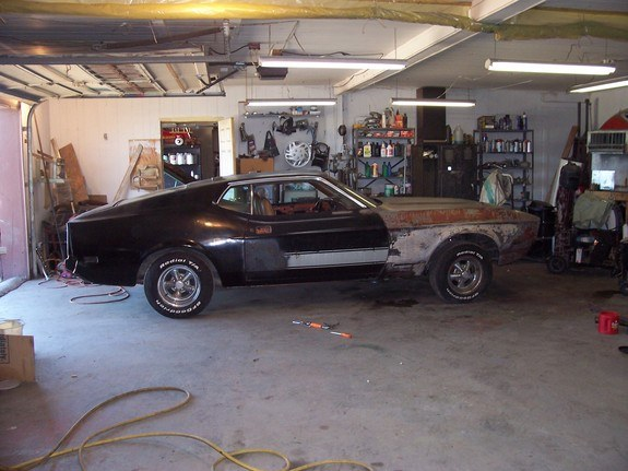 Another sjordan71 1973 Ford Mustang post... - 8850569
