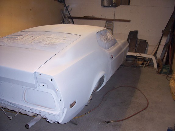 Another sjordan71 1973 Ford Mustang post... - 8850578