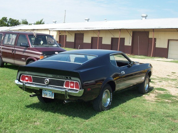 Another sjordan71 1973 Ford Mustang post... - 8850589