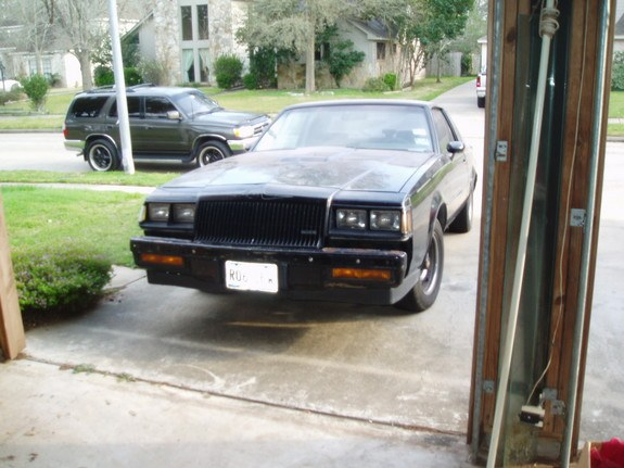 87deputydawg 1987 Buick Grand National 8848230