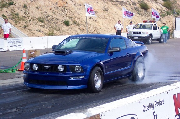 don_w 2005 Ford Mustang