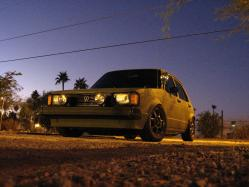 1984 Volkswagen Rabbit