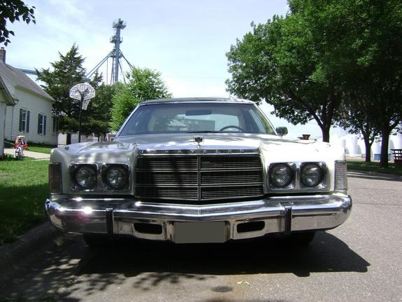 boomanator 1975 chrysler new yorker specs photos. Black Bedroom Furniture Sets. Home Design Ideas