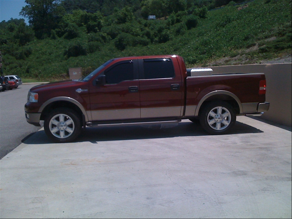 might be trading 05 king ranch f150 for 06 mustang gt. Black Bedroom Furniture Sets. Home Design Ideas