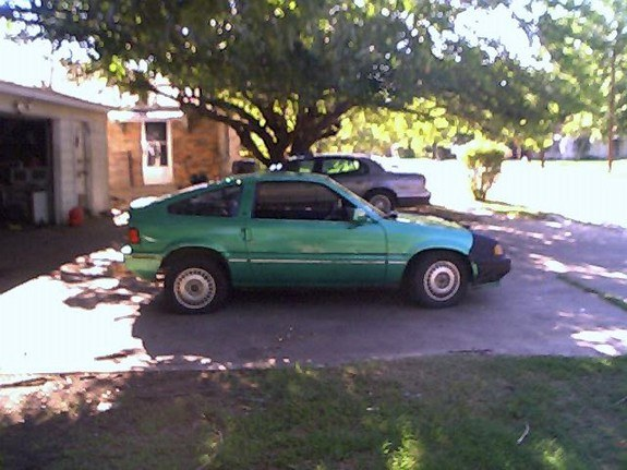 Another mustangrules2016 1986 Honda CRX post... - 8851021