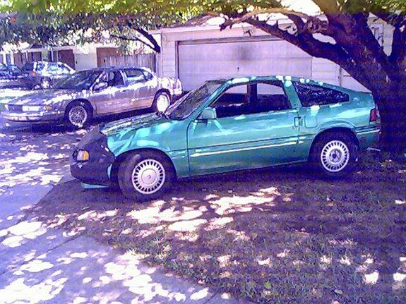Another mustangrules2016 1986 Honda CRX post... - 8851022
