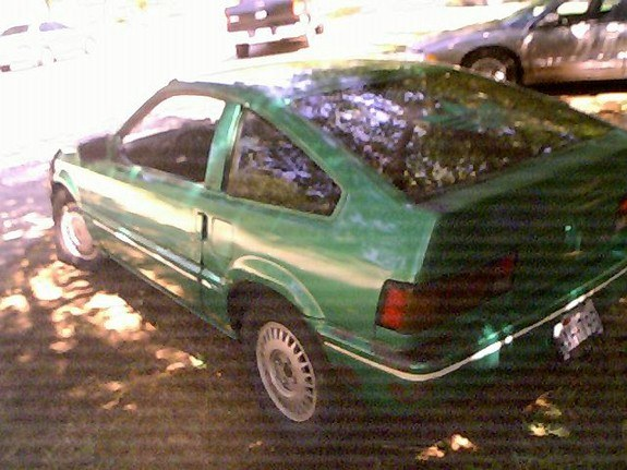 Another mustangrules2016 1986 Honda CRX post... - 8851024