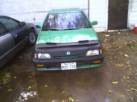 Another mustangrules2016 1986 Honda CRX post... - 8851032