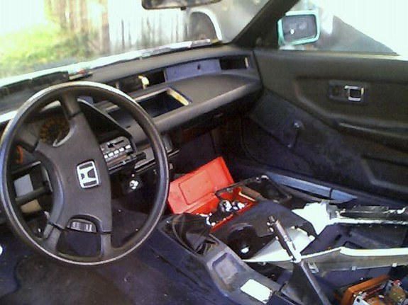 Another mustangrules2016 1986 Honda CRX post... - 8851034