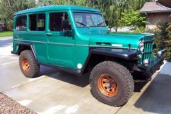 1955 Willys Wagon