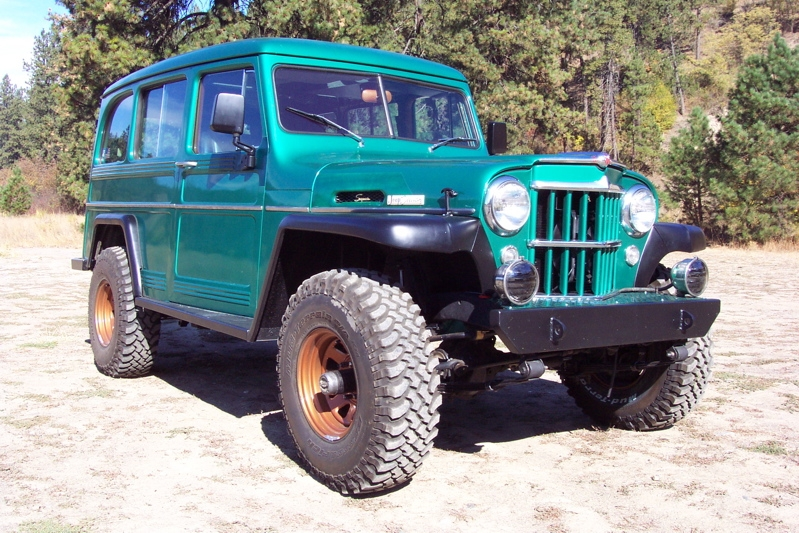 Another willysworker 1955 Willys Wagon post... - 8852669