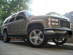 official_styles 1999 GMC Yukon