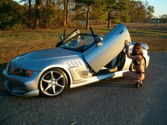 WickedProps 1996 BMW Z3 Specs, Photos, Modification Info ...